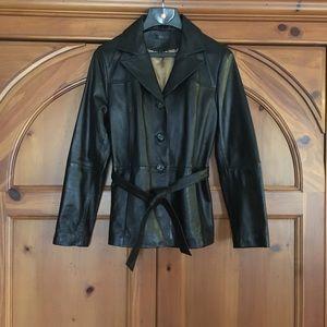 Wilson's Leather Blazer.